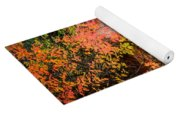 North Creek Fall Foliage Yoga Mat