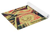 Nz Post Background Yoga Mat