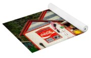 Old Fashioned General Store Yoga Mat