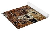 Old Mill In Autumn Yoga Mat