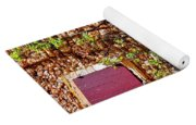 Old Stone House In Provence Yoga Mat