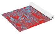 On The Way To Tractor Supply 3 18 Yoga Mat