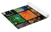 One Day At The Zoo Yoga Mat