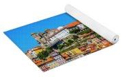 Oporto Riverfront Yoga Mat