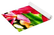 Orchid Cattlianthe Hybrid Yoga Mat