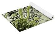 Oriental Garden Yoga Mat