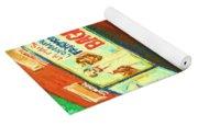 Original Fairmount Bagel Yoga Mat