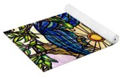 Our Lady Of Self Blessing Yoga Mat