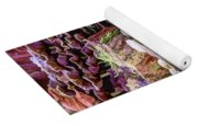 Painted Mushrooms Yoga Mat