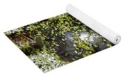 Painted Turtle Camouflague Yoga Mat