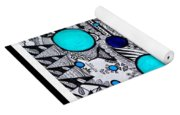 Patterned Yoga Mat