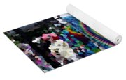 Peace In The Streets Yoga Mat