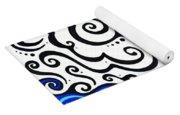 Permafrost  Yoga Mat