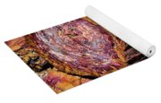 Petrified Log Yoga Mat