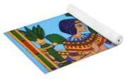 Pharaoh Yoga Mat