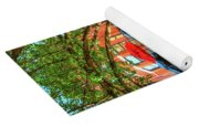 Pickel Barrel 2 Chattanooga Tennessee Cityscape Art Yoga Mat