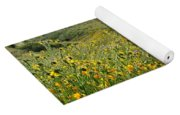 Picture Perfect Spring Yoga Mat