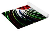Pine Cone Abstract Yoga Mat