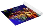 Pittsburgh Skyline Art Yoga Mat