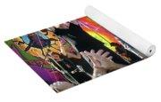 Pk Leads Jefferson Starship Photo Yoga Mat