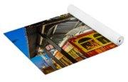 Plano Trolley Car Yoga Mat