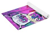 Pop Up Friend Yoga Mat