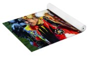 Pow Wow Beauty Of The Past 5 Yoga Mat