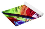 Pow Wow Beauty Of The Past 9 Yoga Mat