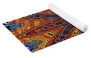 Power Flower Yoga Mat