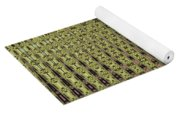 Prickly Pear Abstract # 5271wt Yoga Mat