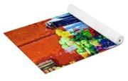 Produce Seller Yoga Mat