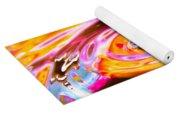 Psychedelic Water Drop Yoga Mat