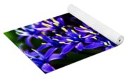 Purple World Yoga Mat