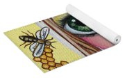 Queen Bee Yoga Mat