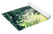 Rain Gloss Yoga Mat