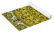 Rapeseed And Apples Yoga Mat