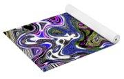 Rasdozell Abstract Yoga Mat