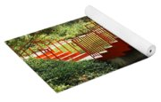 Red Bridge  Yoga Mat