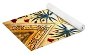 Red Fort Mosaic Yoga Mat