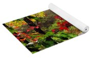 Red Maples Yoga Mat