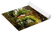 Red Roofs Of Prague - 2015 Yoga Mat