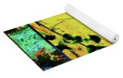 Redbird In The Valley Of Beautiful Possibilities Yoga Mat