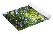 Redwoods Trees Forest Art Prints Baslee Troutman Yoga Mat