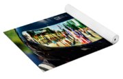 Reflections Of Rolling Thunder Yoga Mat