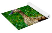 Resting Ducks Yoga Mat