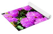 Rhododendrons In Bloom Yoga Mat