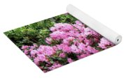 Rhododendrons Yoga Mat