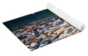 Ribeira Grande At Nightfall Yoga Mat
