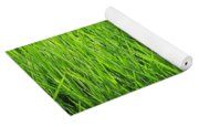 Rice Plants Yoga Mat