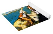 Riders In The Storm Yoga Mat